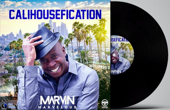 Marvinmarvelous - Calihousefication (tracks) Cali Music (Latin House-Deep Jazzy House)