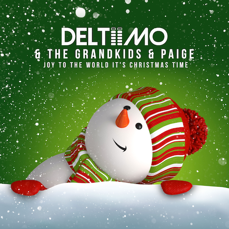 Deltiimo & The Grandkids & Paige - Joy To The World It's Christmas Time (Pop-Future Bass