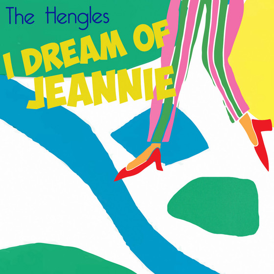 New release: The Hengles - (I Dream Of) Jeannie (single)