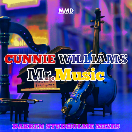 Cunnie Williams - Mr. Music (WTTW) Deep Soulful House-House