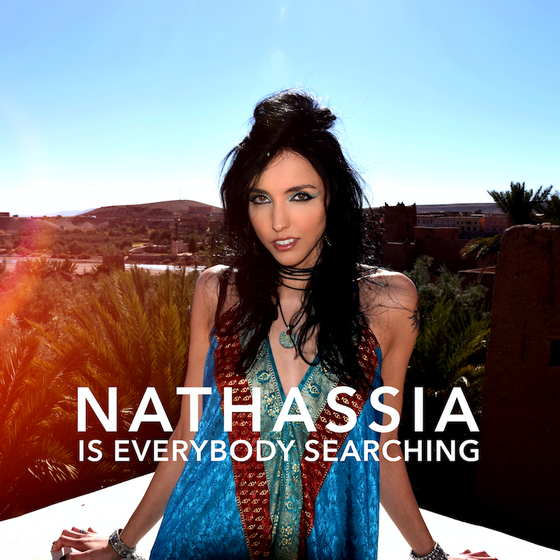 Nathassia - Is Everybody Searching (Inter-dimensional Recs) Club House