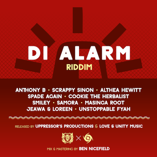 VARIOUS ARTISTS - DI ALARM RIDDIM