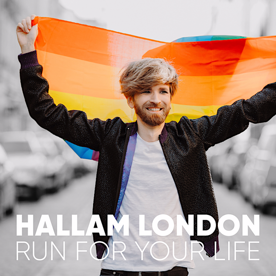 Hallam London - Run For Your Life (fortunefavoursfools) Club Dance