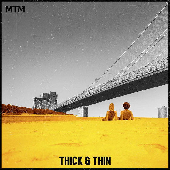 """More Than Matter Expertly Blends Alt Rock and Hip Hop on Romantic New Single """"Thick & Thin&"""
