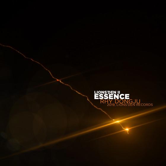 Rhy Dongju's new album has been released Rhy Dongju Lions'den II: Essence Lions'den Reco