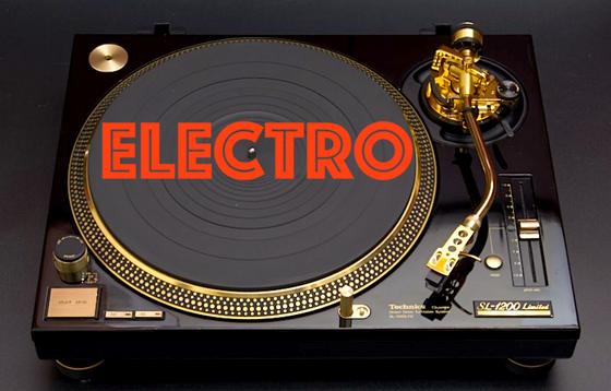 ELECTRO RAP - ELECTRO FUNK - ELECTRO BOOGIE - CLASSICS
