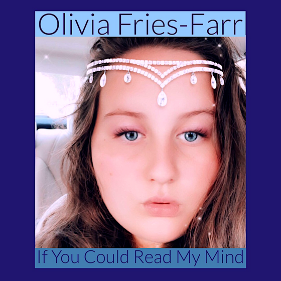 Olivia Farr - If You Could Read My Mind - Farrout Records - Pop Dance