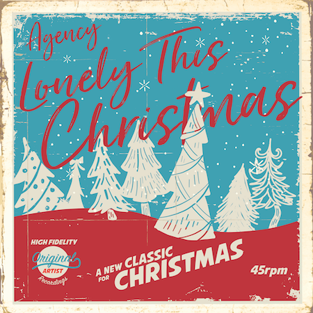 Agency - Lonely This Christmas - Anticodon Recs (Pop Vocal)