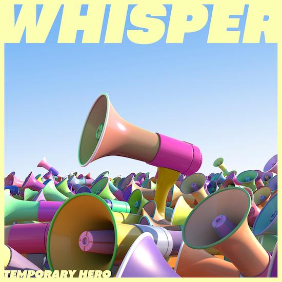Temporary Hero - Whisper (Anticodon) Soulful Pop Vocal-Club Dance