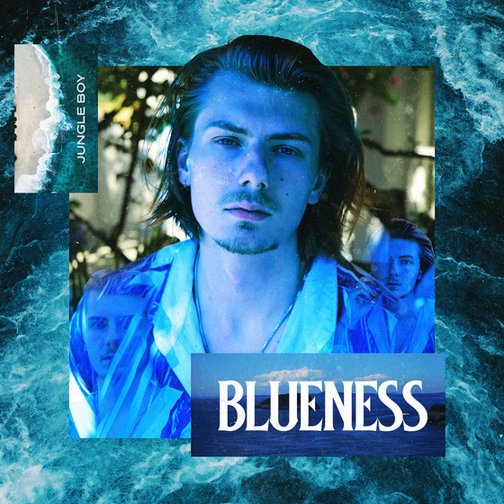 New release: Jungle Boy - Lanes Of My Past (single) & Blueness (EP)