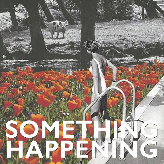 Something Happening - Small Circles (single) - digital release of 1989 punk track
