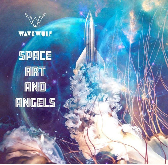 Synth Maestro Wavewulf Proves Space is Still the Place with New Album!