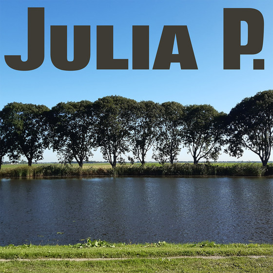 New release: Julia P. - Walking On By (single)