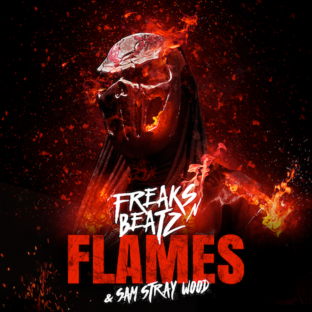 Freaks-n-Beatz ft Sam Stray Wood - Flames (Radio) Freaks Army (Future House)