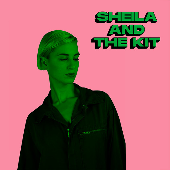 New release: Sheila And The Kit - Ruffhouse (single)