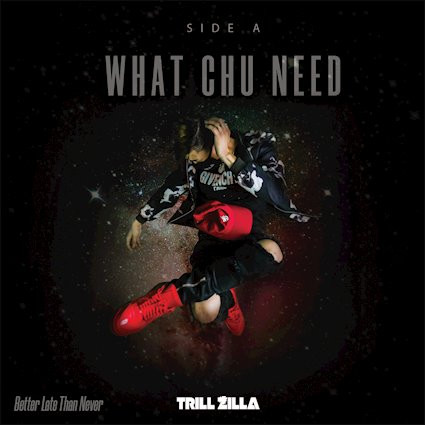 TRILL ZILLA OMW (On My Way)
