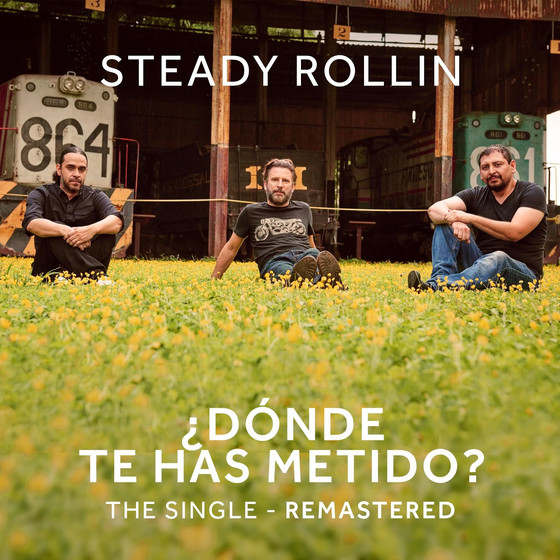 Steady Rollin's Forthcoming Single Introduces the Accordion as the New Electric Guitar!