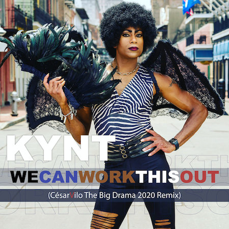 Kynt - We Can Work This Out - Kynt Recs (Tribal House)
