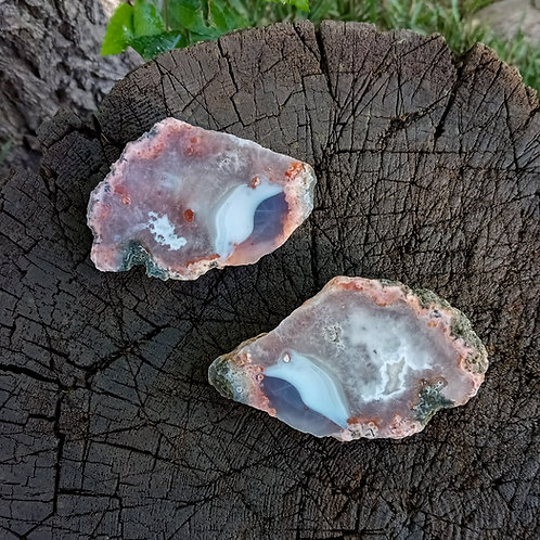 BerBer Crystal Egg from Morocco