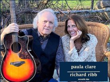 August 5, 2021, Paula Clare and Richard Ribb