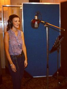 Kirsty Strain - Voice Over Artist