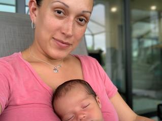 VBA2C Birth Announcement! Welcome baby Kai Alexander