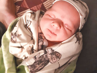 Oh Baby It's a Wild World! The story of our accidental unassisted HBAC, Emery Everdeen, born 12/4/20