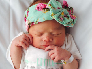 Is it possible to have a VBA2C in Fort Myers? Why yes it is! Welcome baby Elise Camille born 2/24/19
