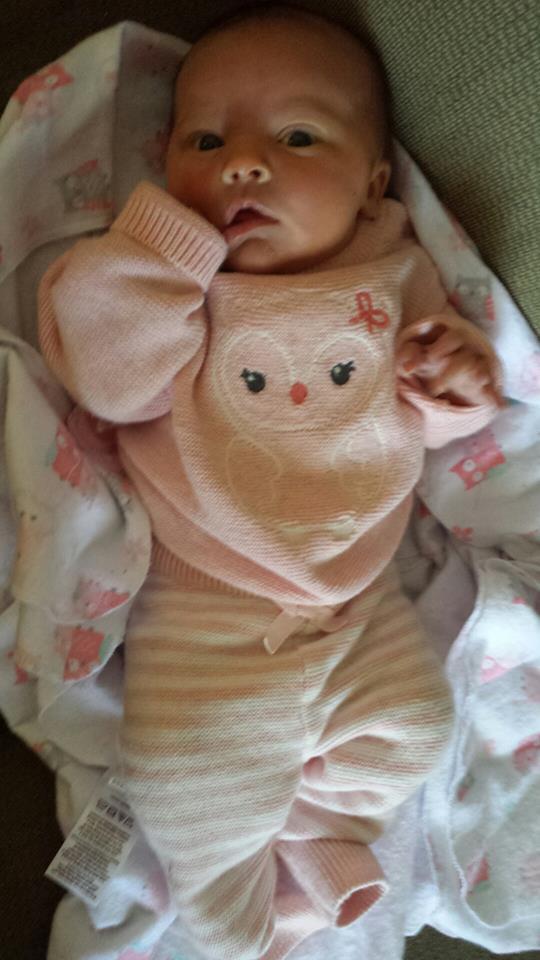 Newborn Anna Rae