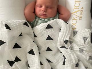 Welcome baby Maverick Allen! Born 3/23/21   9#7oz   21.5 inches