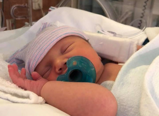 Savannah Juanita's birth, 10.10.18, shows Naples how doula care can support a family mindfully b