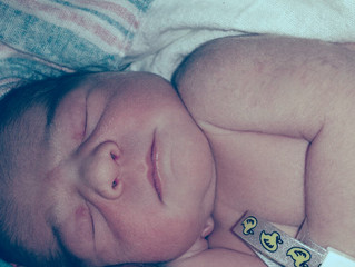 Birth Announcement! Vivian Arminda