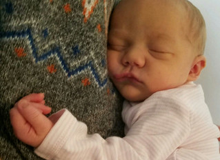 Baby girl Madison has made her debut! Join us in welcoming Amanda and Mike's first baby, born 12.1.1