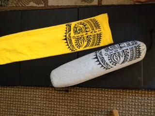 Tahitian Skirt Bags