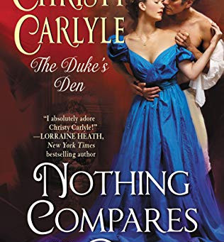 Nothing Compares to the Duke -  Christy Carlyle