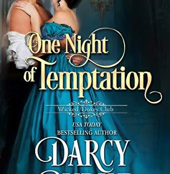 One Night of Temptation - Darcy Burke