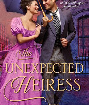 The Unexpected Heiress - Kaitlin O'Riley
