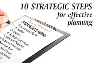 10 steps for effective, calculated forecasting