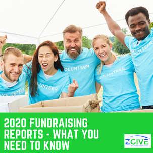 2020 Fundraising Reports - What You Need to Know