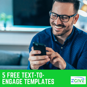 5 Free Text-to-Engage Templates