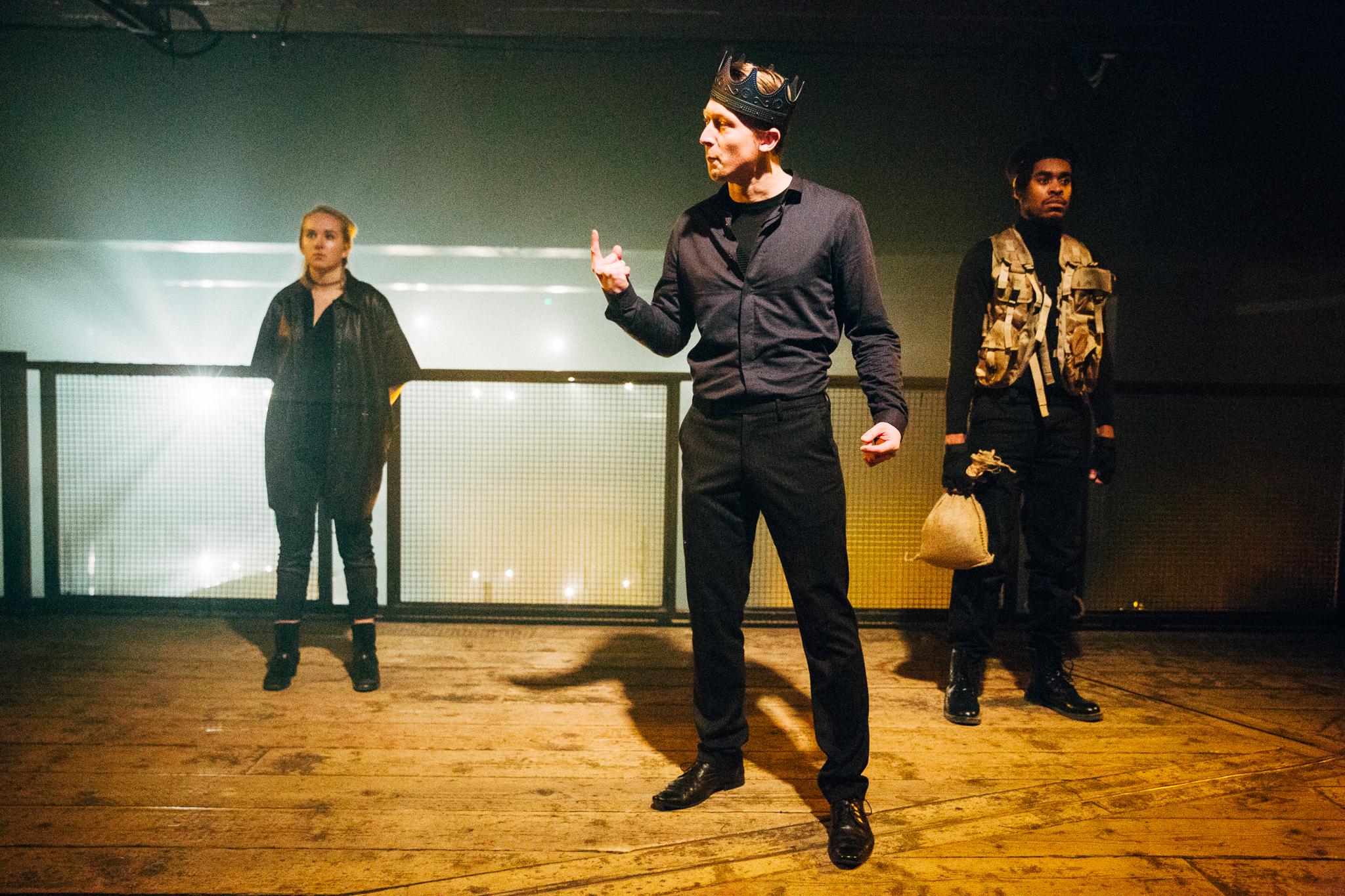 02/2018 Macbeth at Rose Playhouse