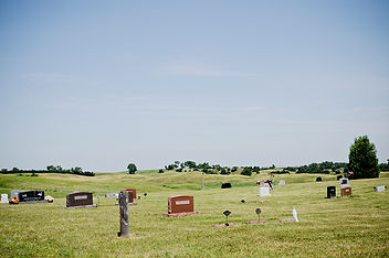 Cemetery Loup County, NE