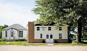 Assembly of God Church Taylor, NE