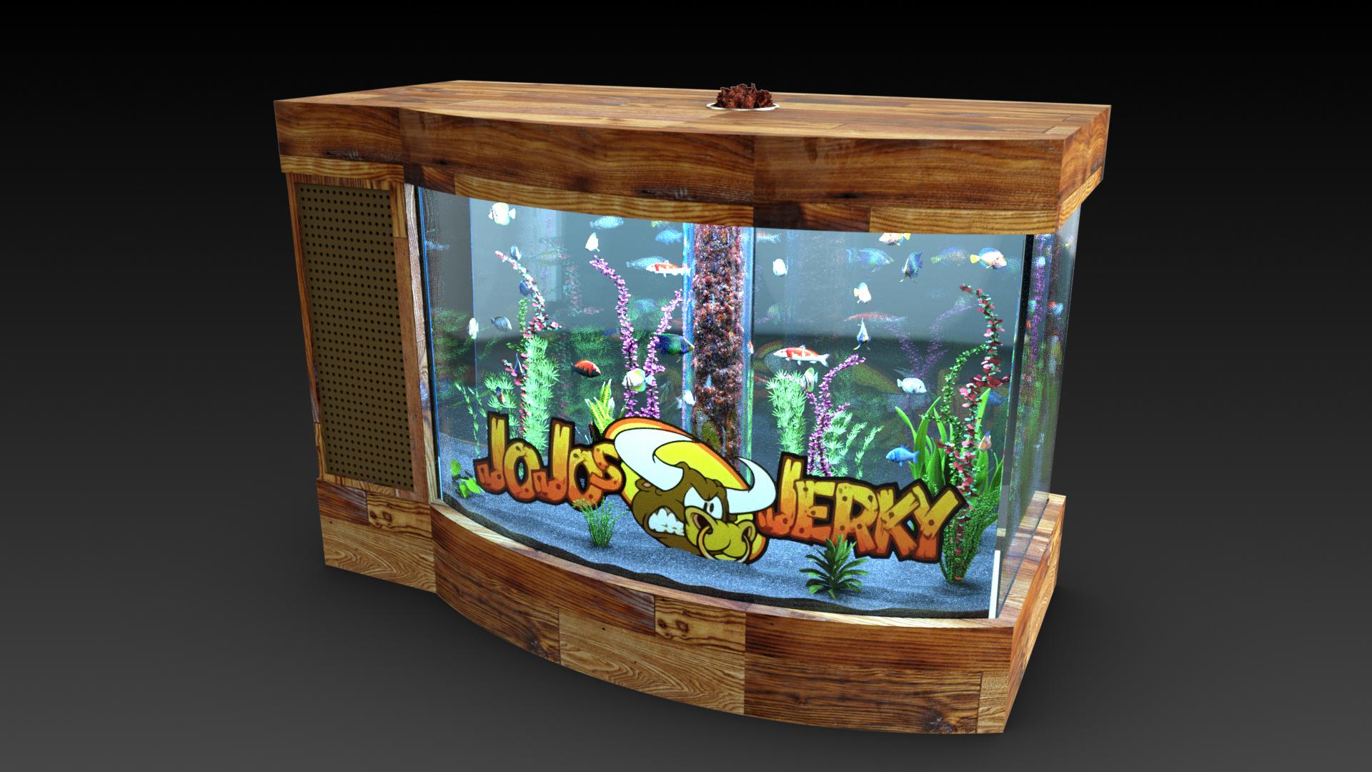 Jo Jo's Jerky Tank