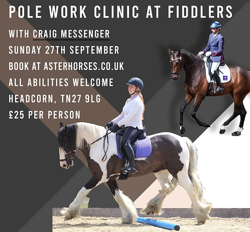 Pole Work Clinic at Fiddlers