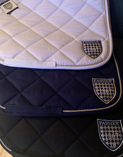 Passier Coat of Arms Saddle Cloth