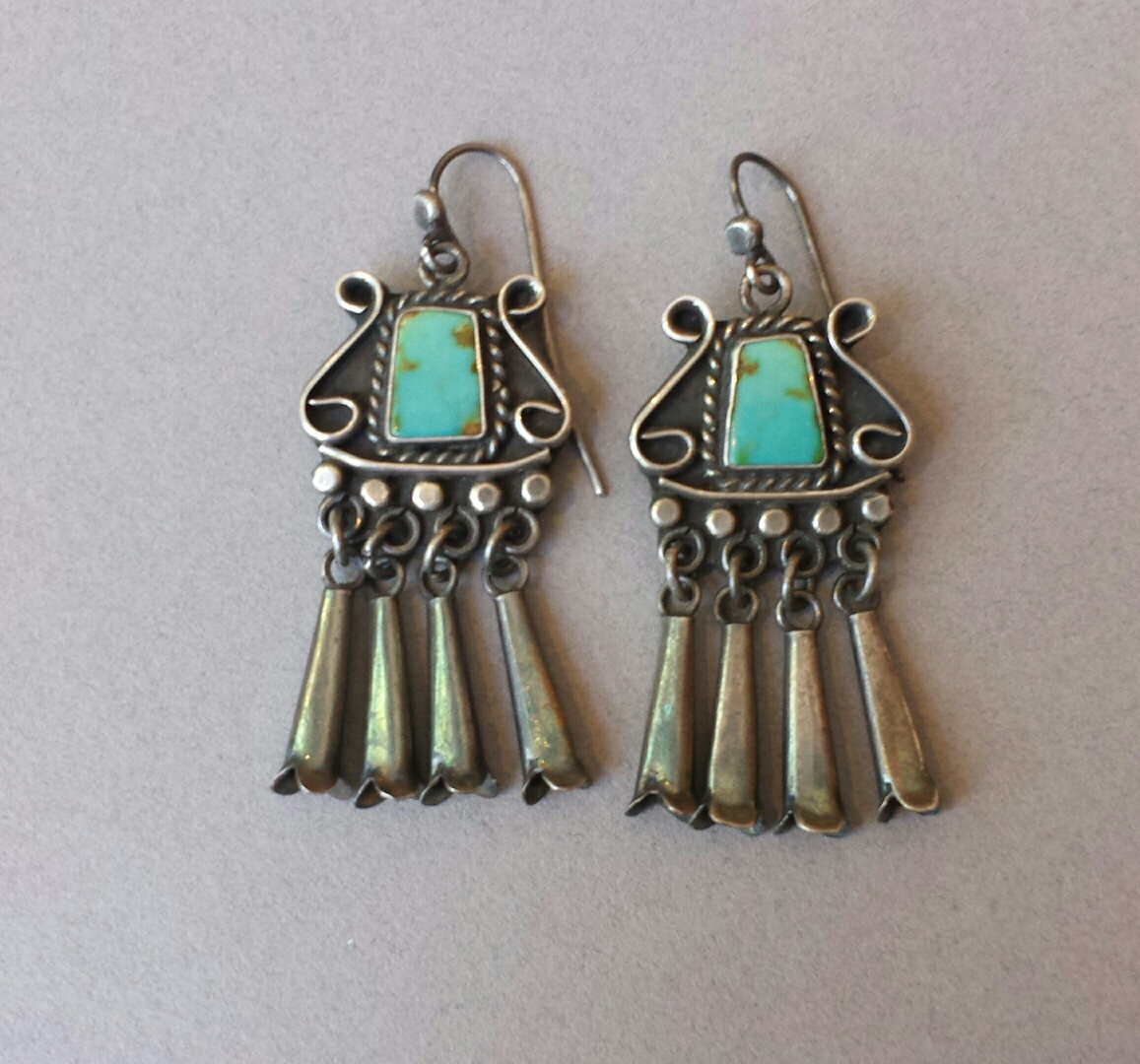 Pueblo earrings