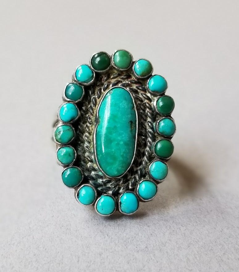 #Zuni cluster ring
