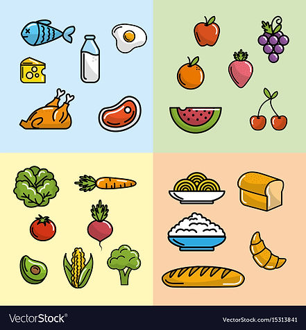 set-nutrition-vegetables-and-fruits-with