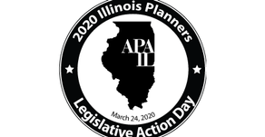 Save the Date! 2020 Planners Legislative Action Day - March 24, 2020 (CM | 6.5 pending)